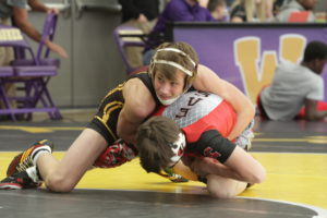 Hawk wrestlers off to 5-4 start, will host No. 5 Valley Thursday