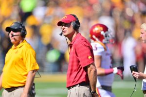 Rhoads returns to west coast, where his coaching career began