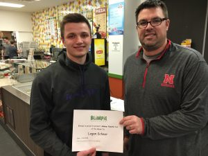 Blimpie Sub of the Week: Logan Scheer, Ankeny boys' basketball
