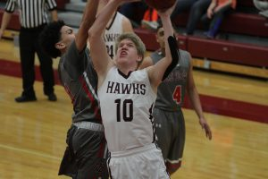Hawks fall to Fort Dodge in preview of potential substate matchup