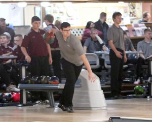 Hawk bowlers surpass 3,000-pin mark for first time since 2014
