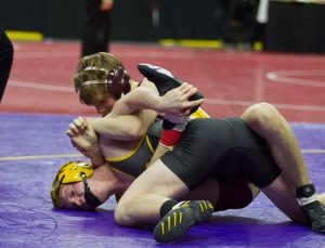 Neils earns 4th-place finish for Jaguars; Anderson takes 7th for Hawks
