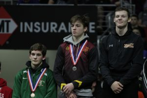 Revive Clinic and Spa Prep of the Week: Caleb Rathjen, Ankeny wrestling