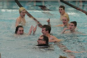 No. 1 Ankeny swimmers looking to win their first state championship