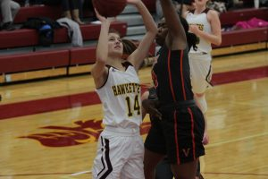 Young leads the way as Valley girls avenge loss to Hawkettes