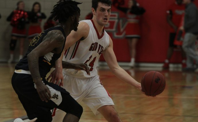 A tale of 2 players: Brunkow thrives in starting role, while Schon's career has ended