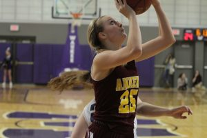 Olson, Wycoff, McCullough earn all-district honors