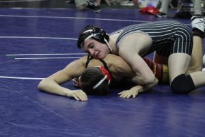 Dominating wins send Rathjen, Monroe to Saturday's finals