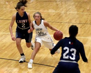 Centennial girls fight off pesky Urbandale squad, will host Valley next