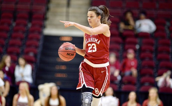 Oklahoma's loss to DePaul ends Manning's collegiate career