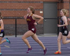 Ankeny's Flatness, Robran earn runner-up finishes at Waukee Early Bird Invite