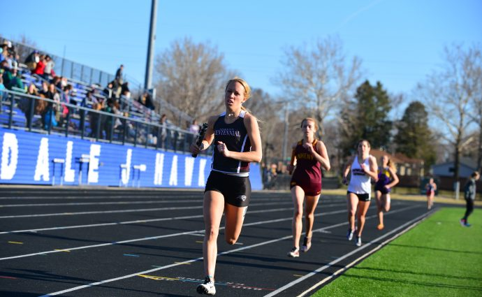 Jaguars place 3rd in 4×400, edge Ankeny for runner-up honors at Silvey Invite