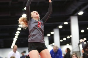 Ankeny freshman Schrader commits to play volleyball for Notre Dame