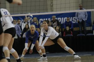 Centennial to host Creighton vs. Wisconsin volleyball scrimmage on Sunday