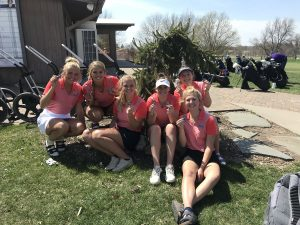 Jaguars shoot 326, place 2nd at Johnston Invitational