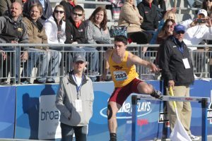 Hawks place 9th, Jaguars finish 12th in shuttle hurdle relay