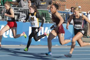 Rumley calls competing in 4 events on same day 'a blessing'