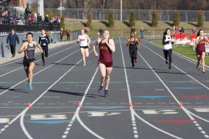 Jaguars, Hawkettes participate in 'one of the most competitive meets around'