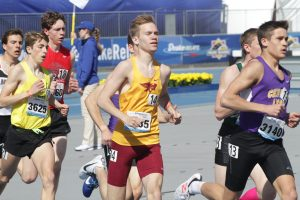 Revive Clinic and Spa Prep of the Week: Tim Sindt, Ankeny boys' track