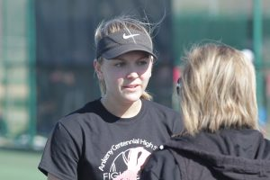 Centennial doubles team draws top-seeded Iowa City West in opening round