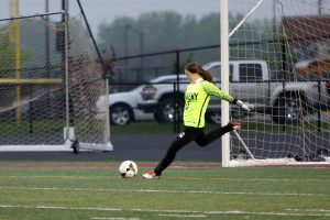Revive Clinic and Spa Prep of the Week: Brenny Frederick, Ankeny girls' soccer