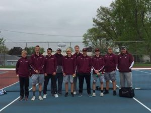 Hawks survive and advance, will play Ames in substate team tourney
