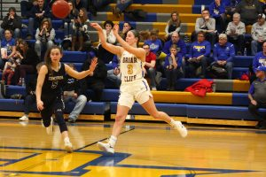 After successful season, Briar Cliff's Heston undergoes ankle surgery