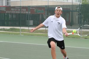 Centennial doubles team stays alive with incredible rally against Pleasant Valley