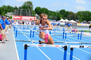 Pippett helps Jaguars to 5th-place finish in last shuttle hurdle race