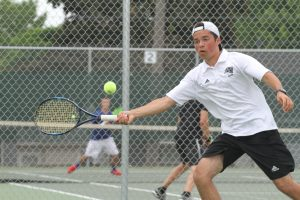 Blevins places 5th at state, while Centennial doubles team finishes 8th
