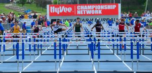 Moss completes dominant season by winning 110 hurdles crown