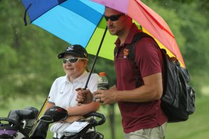 Ankeny's Webb shoots a 94 in her state-meet debut