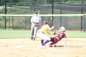 Hawkettes sweep Ames, will play at Valley Monday for conference title