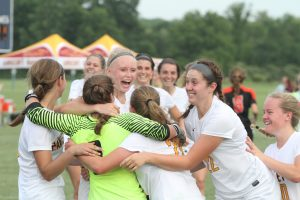 Ankeny dominates shootout against Tigers, setting up Jag-Hawk showdown for title