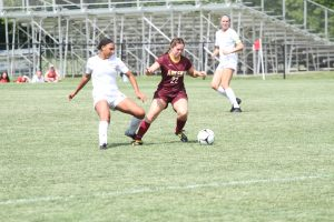 Ankeny star Legg named Miss Soccer for the state of Iowa