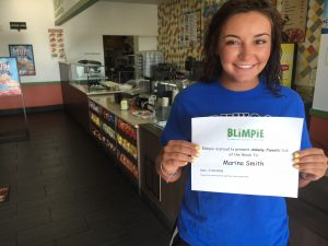 Blimpie Sub of the Week: Marina Smith, Ankeny softball