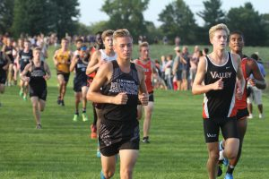 Centennial boys take 2nd at Valley; Girls' squad finishes 4th
