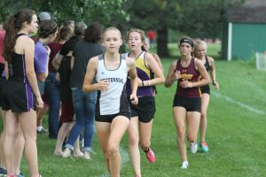 Centennial girls finish 8th in competitive field at Marshalltown