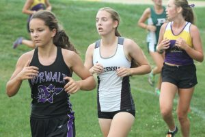 Centennial girls, boys race to victories at Indianola Invitational