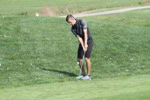 Rydin shoots 70, leads Centennial golfers to runner-up finish at Ankeny Invite