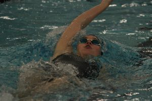No. 1 Ames swimmers show off their depth in win over Hawkettes