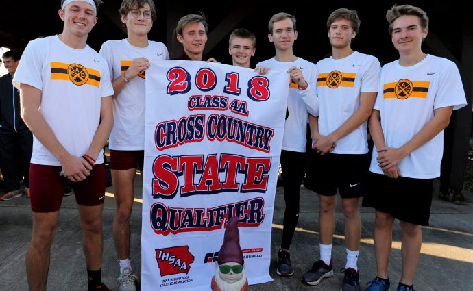 Hawks advance to state meet for 3rd consecutive year