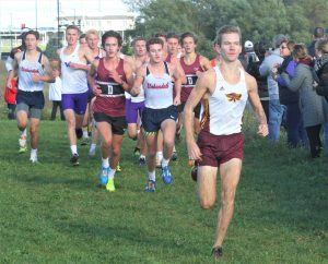 SINDTSATIONAL ONCE AGAIN: Ankeny runner defends conference title