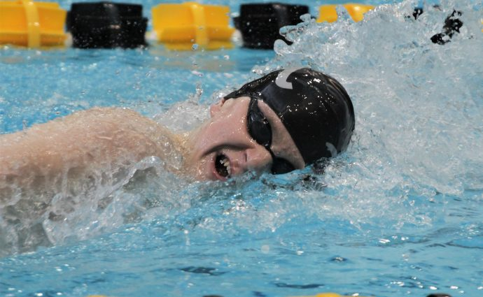 Hawk swimmers return 8 state qualifiers from last year's 3rd-place team