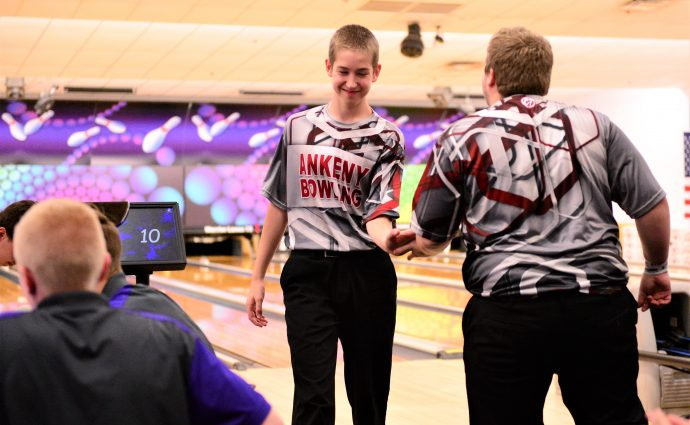 Ankeny's Payton bowls a 251 game during loss to Urbandale