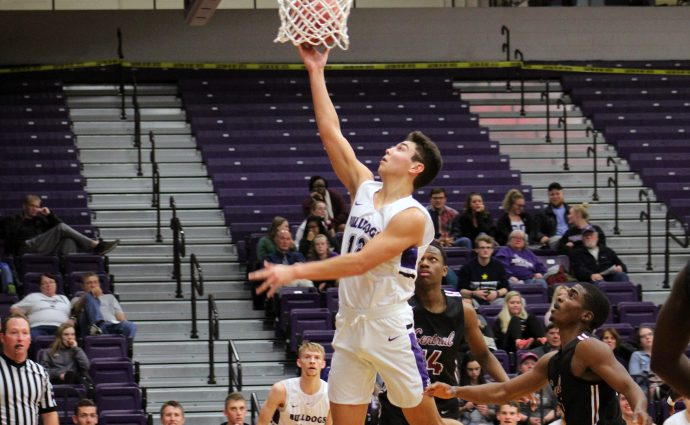 Strait scores career-high 26 points in Truman State's lopsided win