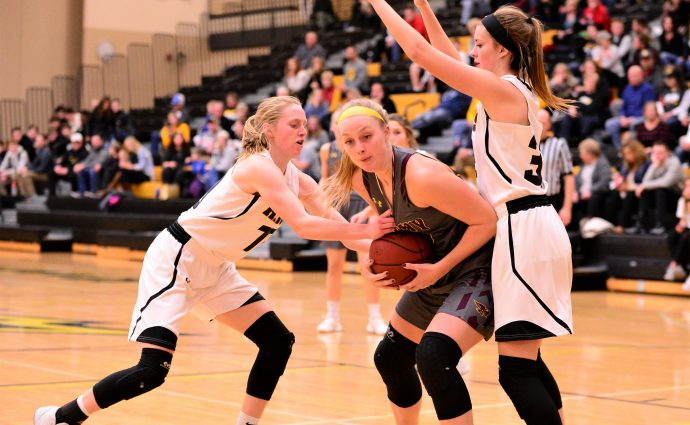 Dynamic duo leads No. 8 S.E. Polk girls past Hawkettes