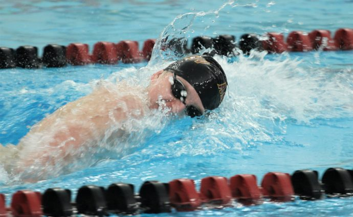 Ankeny swimmers win all 11 events against defending state champs