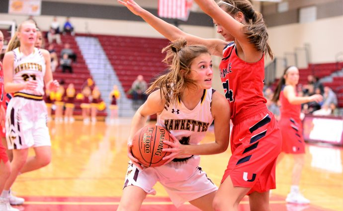 Surging Urbandale girls avenge earlier loss to continue Hawkettes' slide
