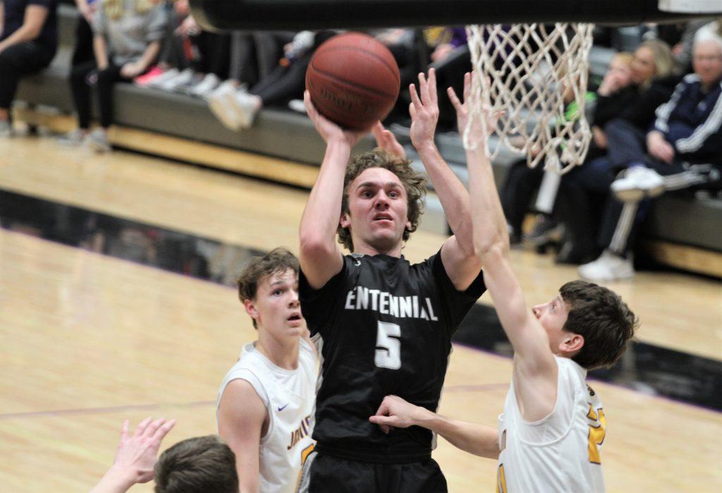 Cold-shooting Centennial boys drop their 6th consecutive game